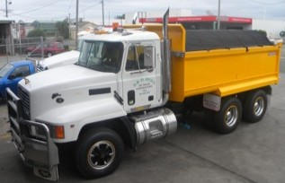4.5x2.5 Tipper Body